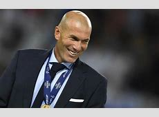 Zinedine Zidane quits as Real Madrid manager