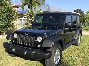 2017 Jeep Wrangler Unlimited Sport S Manual Transmission