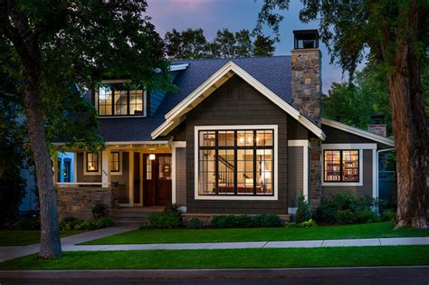 Bozeman Bungalow  Craftsman  Exterior  Other  By Karl