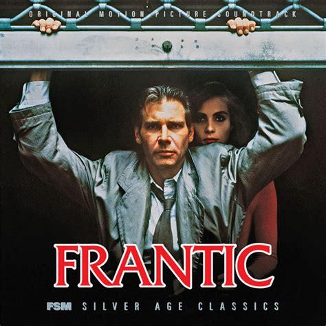 frantic soundtrack edition announced film