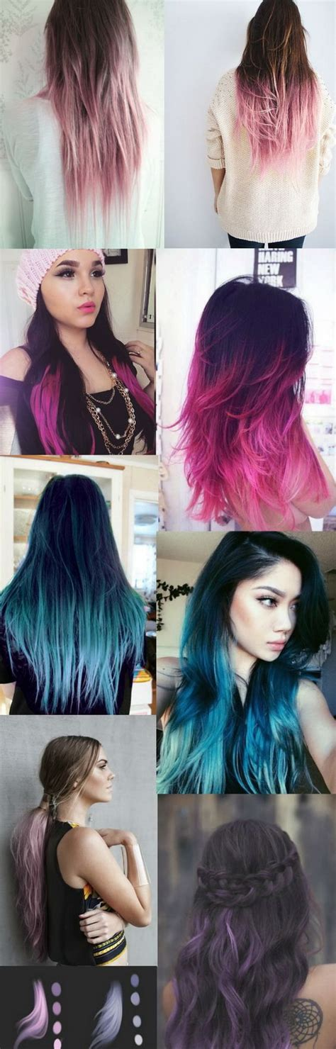 Cool Hairstyles For Ombre Hair by 28 Cool Pastel Hair Color Ideas For 2020 Pretty Designs