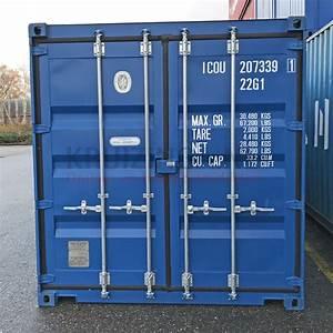 20 Fuß Container In Meter : container materialcontainer 20 fu ~ Frokenaadalensverden.com Haus und Dekorationen
