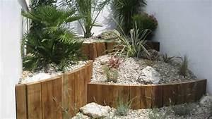 creer une rocaille deco With comment realiser un jardin zen 1 comment creer un massif fleuri zen elle decoration
