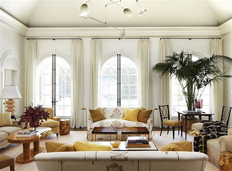 10 Fashionable Spaces By Anna Wintour's Interior Designers