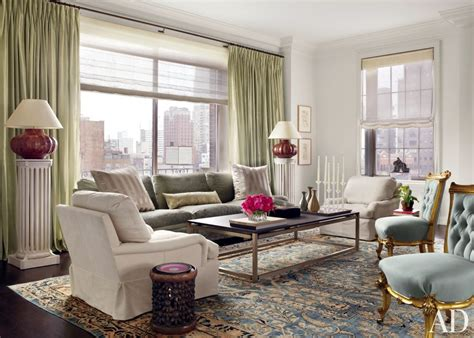 architectural digest living room zion star