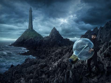 light keeper erik johansson photomanipulation