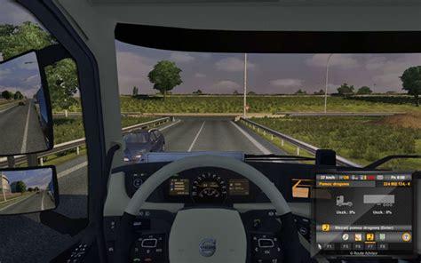 steering driving  truck euro truck simulator