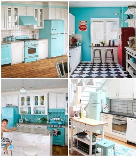 decoracion  una cocina vintage tendenziascom