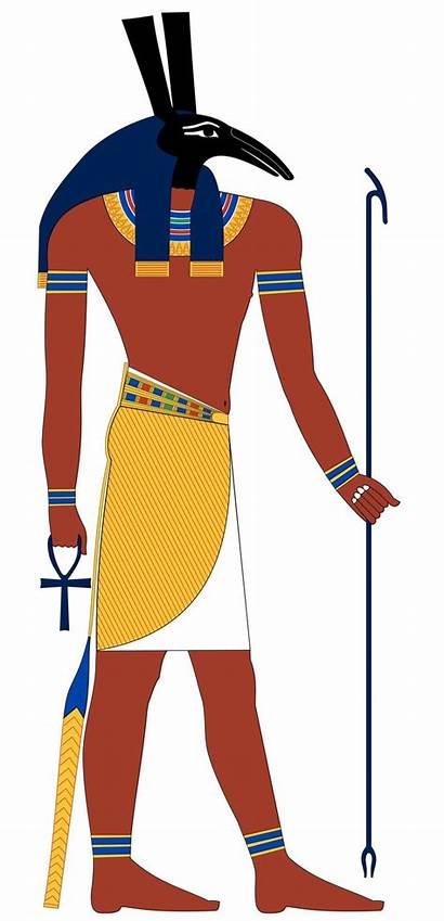 Egyptian God Seth Egypt Ancient Chaos Gods