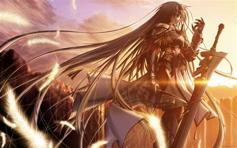 Anime Wallpaper Beautiful - beautiful anime wallpapers stress effect