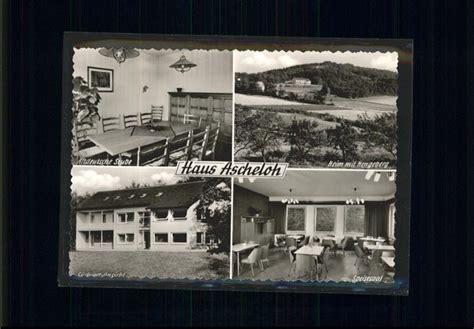 Ak  Ansichtskarte Halle Westfalen Jugendfreizeitheim Haus