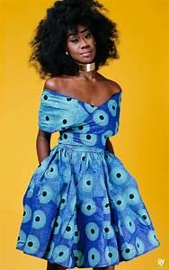 mini infini dans le dossier bleu par ofuure sur etsy With robe wax moderne