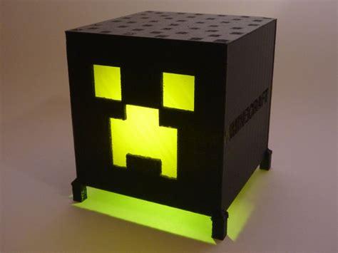 Minecraft Bedroom Light by Minecraft Creeper L Light Minecraft By