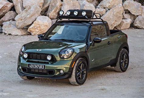 mini ute concept revealed car news carsguide