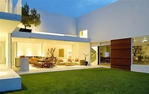 Minimalist Home Design In Mexico