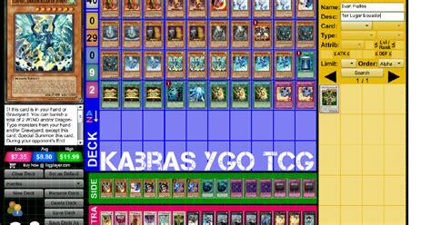five headed deck 2013 kabras yugioh tcg nacional ecuador 2013 deck list