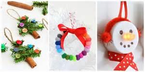 56 unique diy ornaments easy ornament ideas
