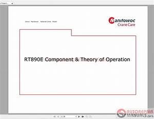 Grove Rt800 Hydraulic Presentation Flow Chart