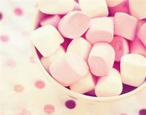 pink marshmallows on Tumblr