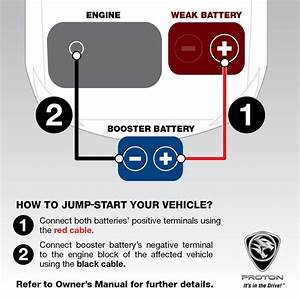 How To Properly Jump-start Your Car Battery