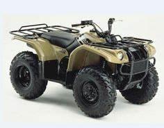 YAMAHA KODIAK AND GRIZZLY ATVS 1993-2005 Haynes Repair Manual 2567