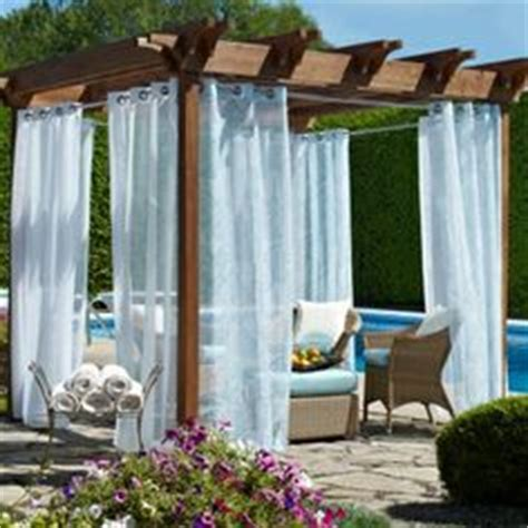 1000 images about outdoor curtain panels and drapes on