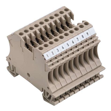 push in wire connectors terminal blocks h h barnum