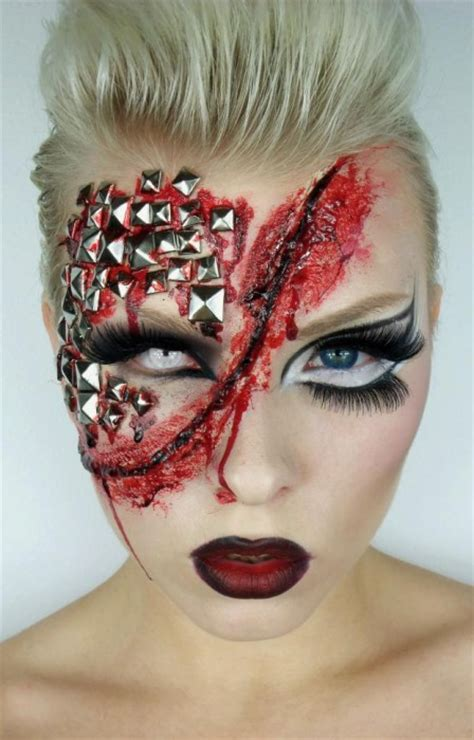 maquillajes terrorificos  halloween