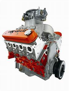 New Product  Lsx454r Crate Engine From Gm Performance
