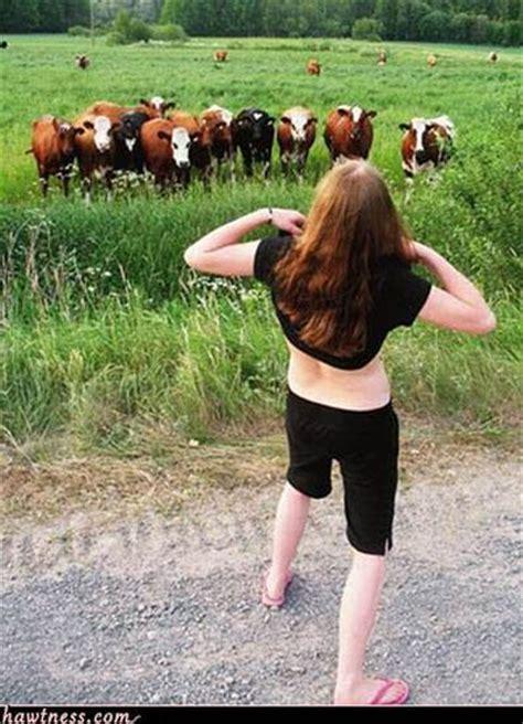 Hot Girls Doing Strange Things Pics