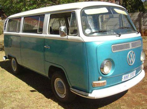 1968 Vw Kombi Rhd For Sale Buy Classic Volks