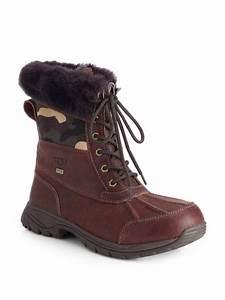 Ugg Boots : ugg butte camo waterproof boots in brown for men lyst ~ Eleganceandgraceweddings.com Haus und Dekorationen