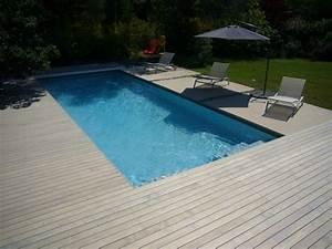 Tour De Piscine Bois : lames de terrasse en bois exotique aix en provence ~ Premium-room.com Idées de Décoration