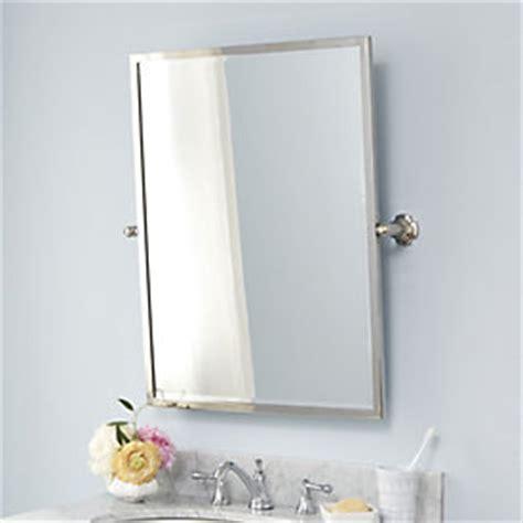 pivot bathroom mirror australia amelie rectangular pivot mirror ballard designs