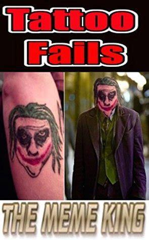 memes tattoo fails funny memes  worst tattoos