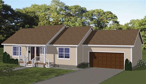 economical ranch home plan ks architectural designs house plans