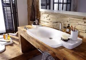 badezimmer ideen holz holz mosaik fliesen badezimmer fliesen ideen bad
