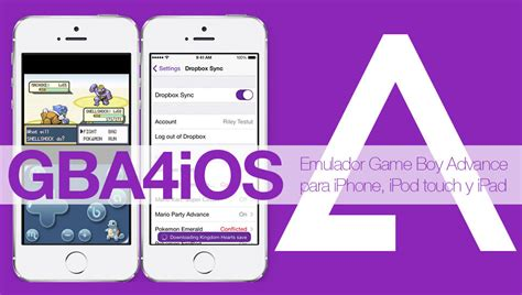 Install Gameboy Advance Emulator (gba4ios) On Iphone/ipad