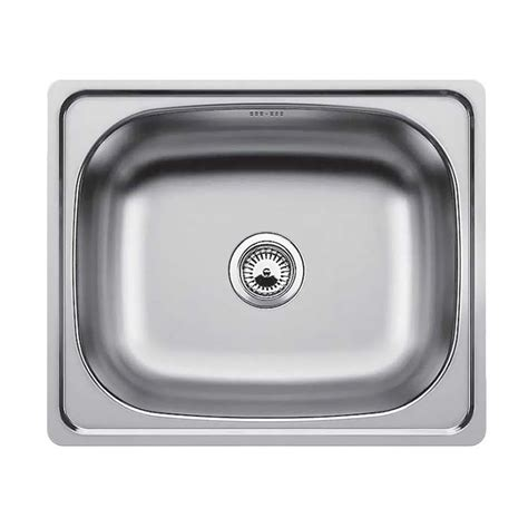 blanco kitchen sinks stainless steel jual blanco plenta 6 stainless steel kitchen sink 7919