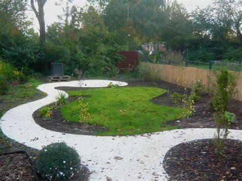 langer schmaler reihenhausgarten bilder und beispiel zur