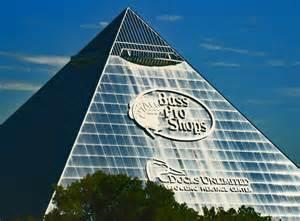 Memphis Tennessee Pyramid