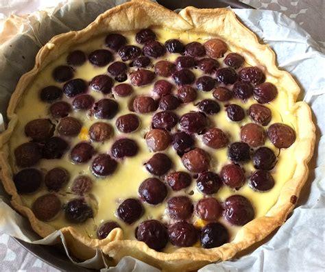 tarte aux cerises facile la cuisine du farfadet toqu 233