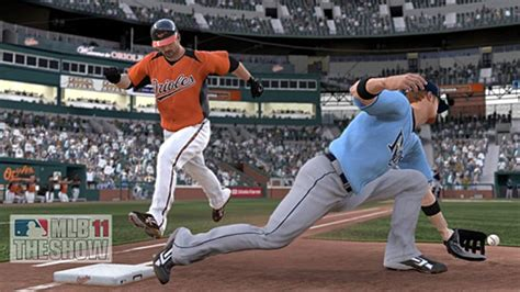 mlb 11 the show playstation 3 review gamedynamo