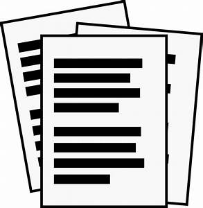 document clip art free clipart panda free clipart images With written documents images