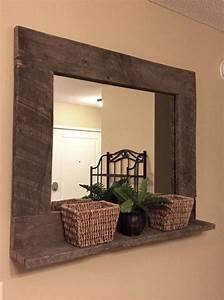 Viewing, Photos, Of, Long, Rectangular, Wall, Mirrors, Showing, 9, Of, 15, Photos