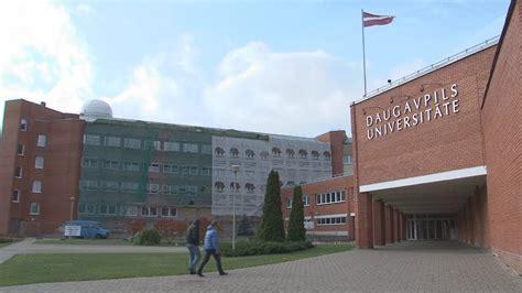 Daugavpils universitāte iegulda teju 7 miljonus eiro ēku siltināšanā - YouTube