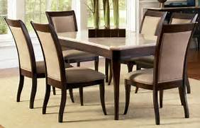 About Contemporary Marble Top 8 Piece Dining Table And Chair Set Choosing The Best Dining Tables And Chairs Home Front Blog Dining Table And Chair Set This Traditional Old World Dining Table Tables And Chairs For Restaurants Restaurant Table And Chair Sets