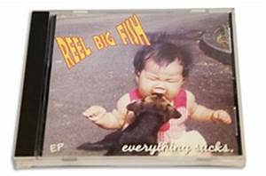 Everything Sucks EP (cd)