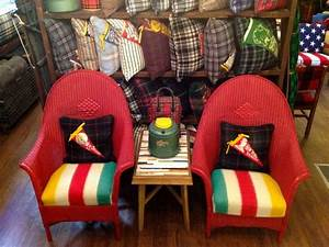 89 best images about hudson bay blankets on pinterest for Recover wicker furniture