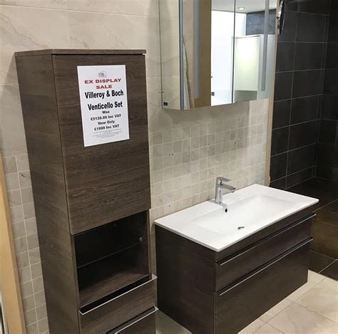 villeroy and boch shower enclosures ex display bathroom sale ksl sudbury ltd